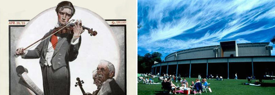 Tanglewood Ticket Package