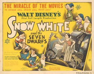 snow white and the seven dwarfes the creation of a classic