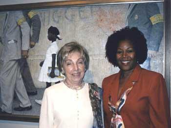 Ruby Bridges Barbara Sm Norman Rockwell Museum The