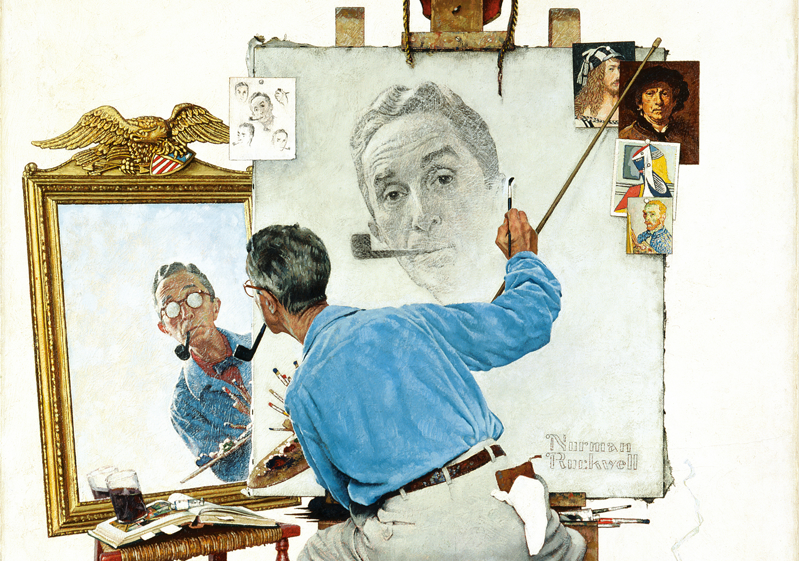 careers norman rockwell museum the home for american illustration triple