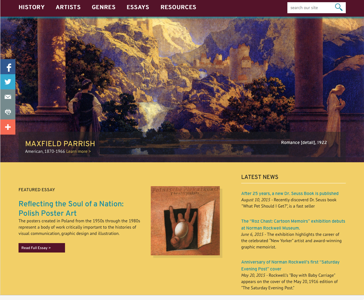 museum launches new online illustration history resource norman museum launches new online illustration history resource
