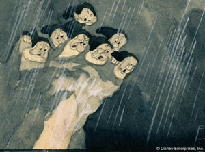 Snow White and the Seven Dwarfes: The Creation of a Classic