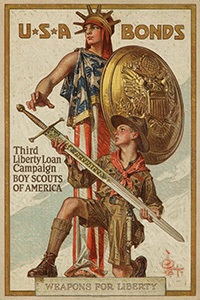 American Posters Boyscout
