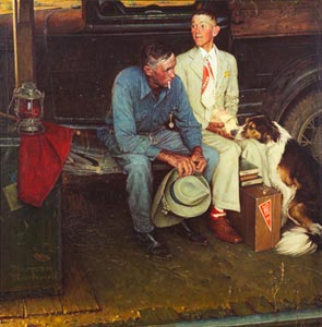 BreakingHomeTies_Rockwell
