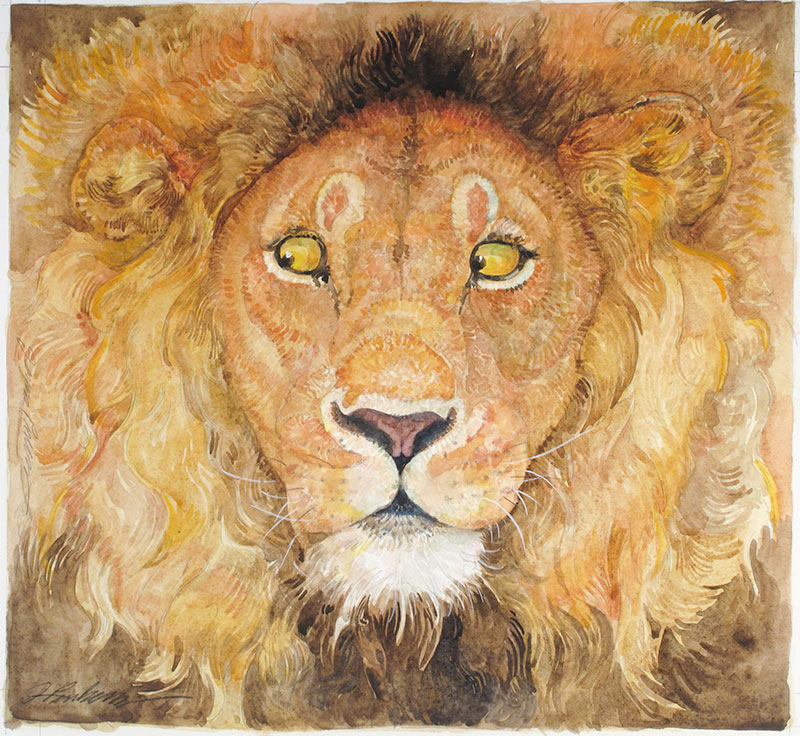 EXHIBITION: Jerry Pinkney: Imaginings – An Artist's Exploration of Images and Words