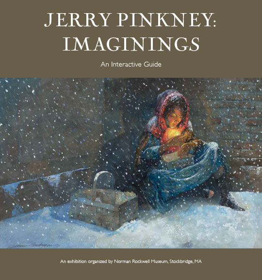 Jerry Pinkney: Imaginings - Family Guide