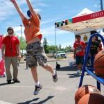 NBA/WNBA FIT Activity Zone @ Move It Movement