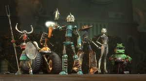 "Rodney Copperbottom, Fender, and other characters from ""Robots,"" ™ & ©2005 Twentieth Century Fox Film Corporation. All Rights Reserved."