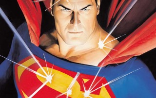"Alex Ross, ""Mythology: Superman,"" 2005, courtesy of the artist, SUPERMAN, ™ & © DC Comics. Used with permission."