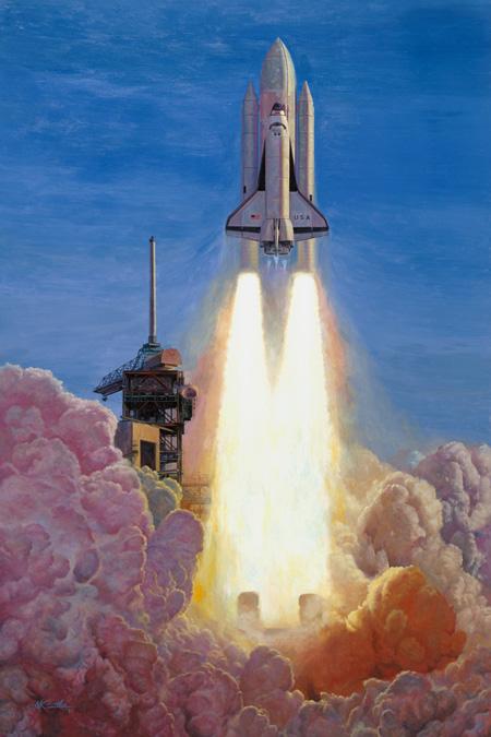 spacecraft columbia - photo #23