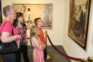 Photo ©Norman Rockwell Museum. All rights reserved.