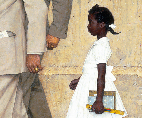 Rockwell's Civil Rights Paintings- Norman Rockwell Museum