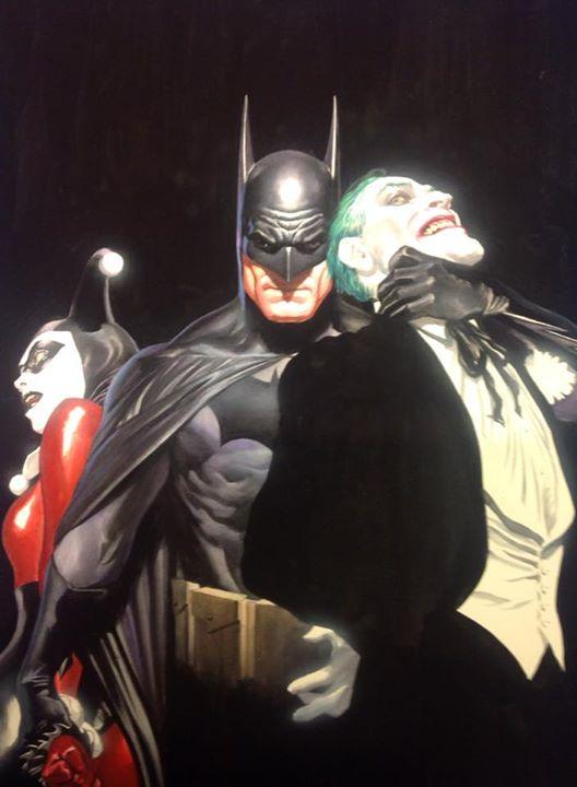 Alex Ross - Batman & Joker