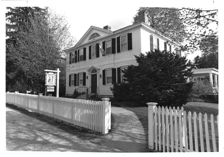 Old Corner House (Norman Rockwell Museum), Stockbridge, MA