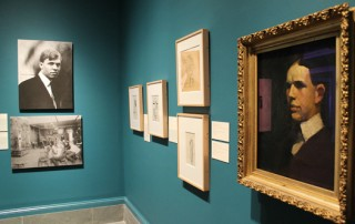 """The Unknown Hopper: Edward Hopper as Illustrator"" exhibition"