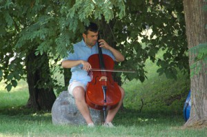 photo of High Peaks Orchestra musician