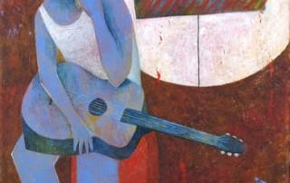 """Scott Bakal, """"Crossroad Blues (I Said Hello Satan),"""" 2007"""