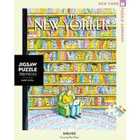 Shelved Puzzle