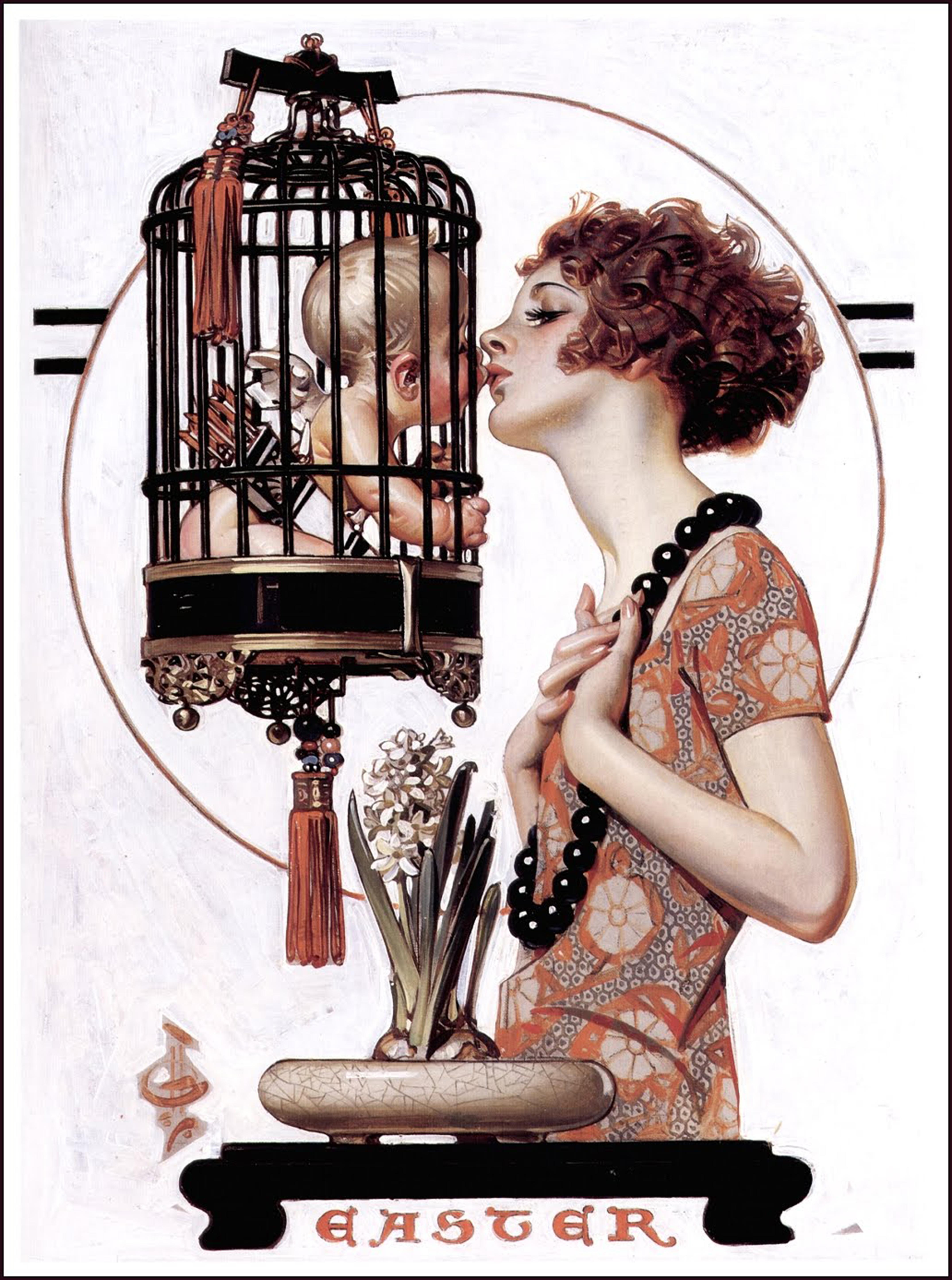 Kissing Cupid
