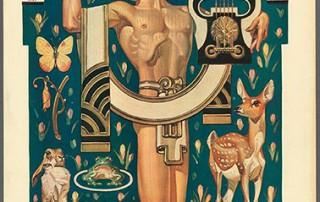 "J.C. Leyendecker (1874-1951), ""Spring"""