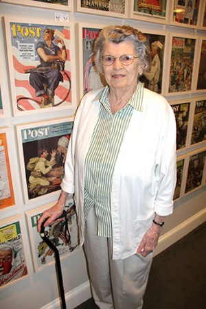 Mary Doyle Keefe, NRM, August 2012