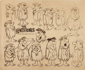 THE FLINTSTONES and all related characters and elements © & ™ Hanna-Barbera. (s16)