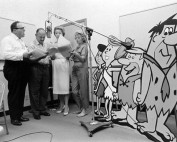 Flintstones voice recording