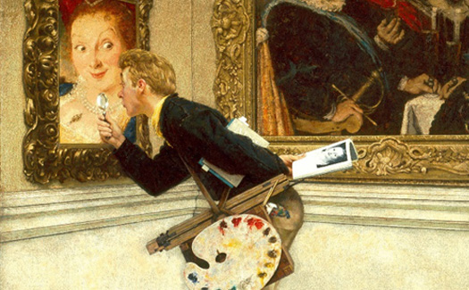 The Art of Norman Rockwell