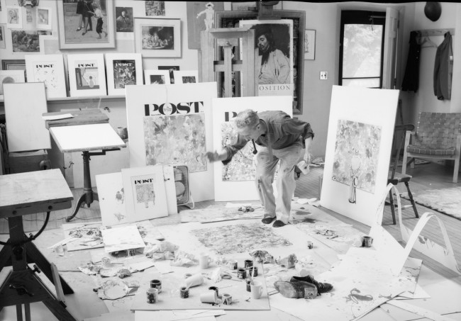 Norman Rockwell Museum Image Resources