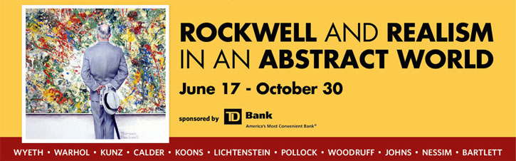 Rockwell and Realism in an Abstract World - Norman Rockwell Museum