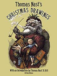 Nash Christmas Drawings Book