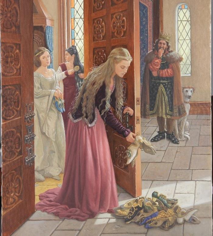 Ruth Sanderson - The Twelve Dancing Princesses