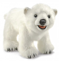 Polar Bear stuffed