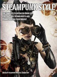 Steampunk Style book