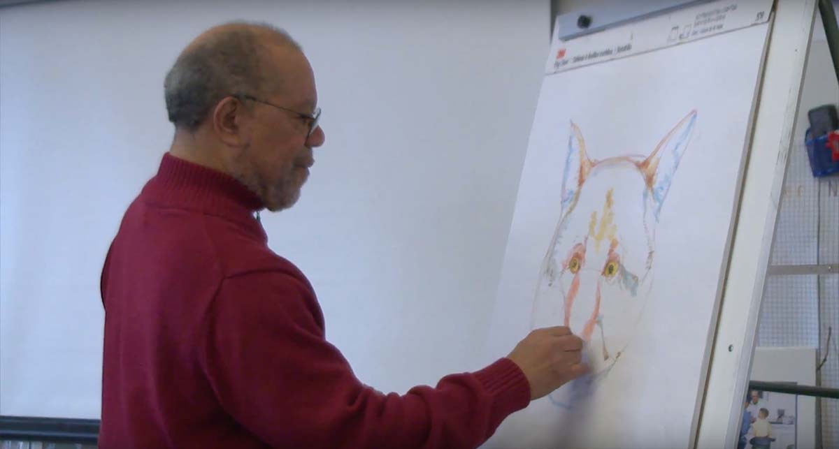 Student Passport with Jerry Pinkney