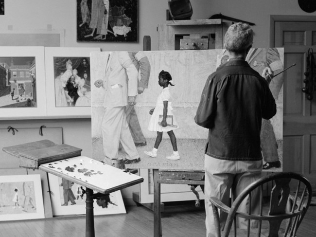 Dheck Norman Rockwell Museum