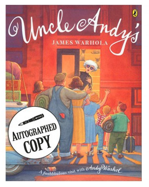 Uncle Andys - James Warhola