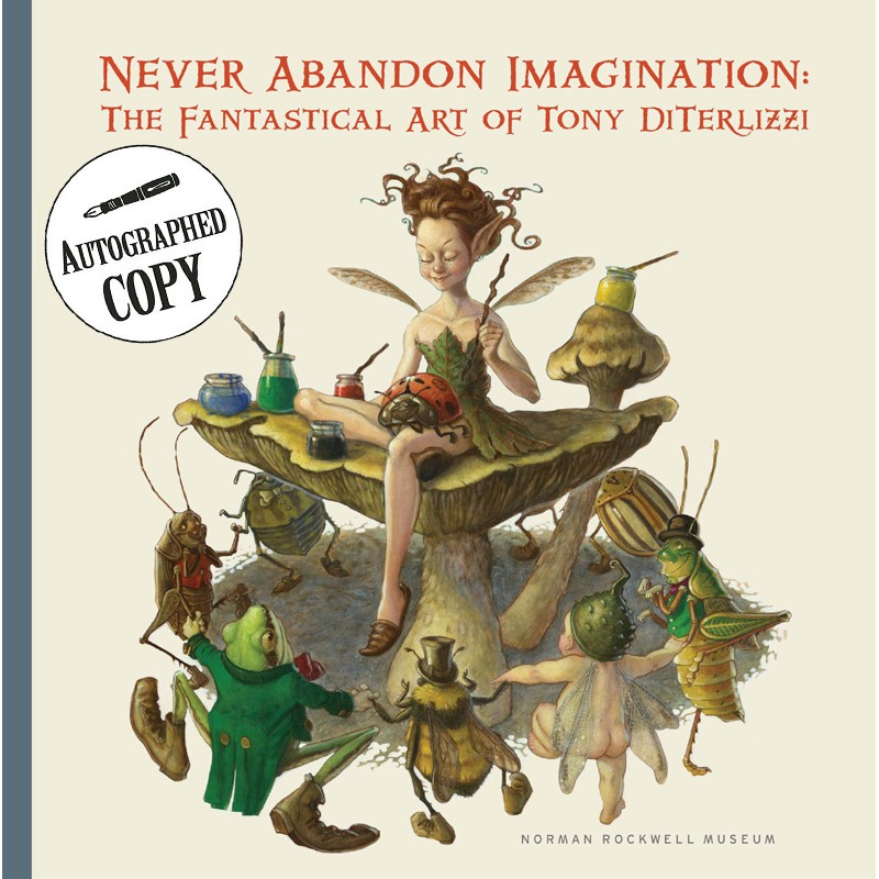 Tony DiTerlizzi Exhibition Catalog