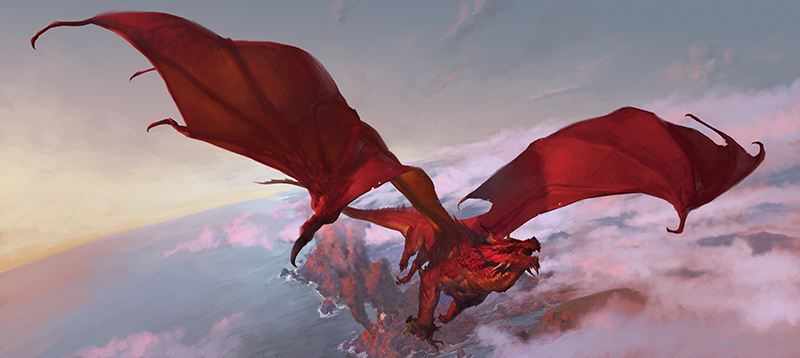 Red Dragon - Tyler Jacobson - 2014
