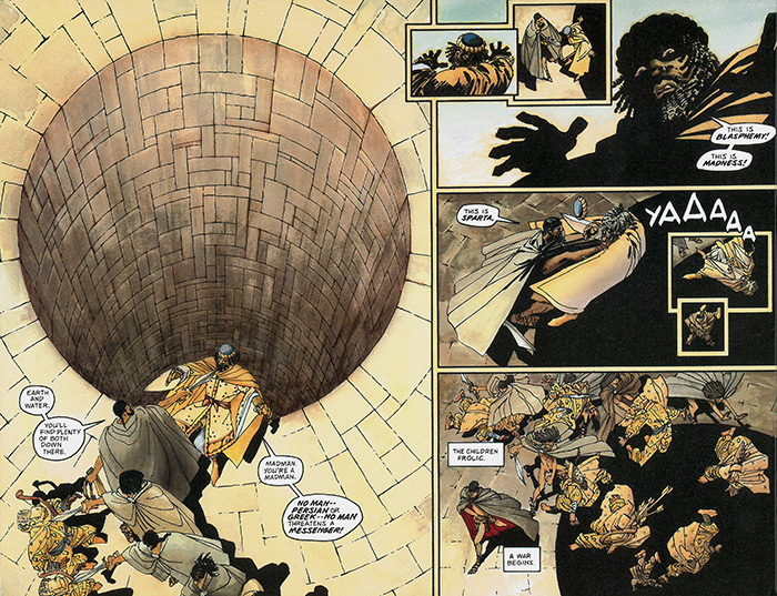Out of the Darkness: The Art of Frank Miller