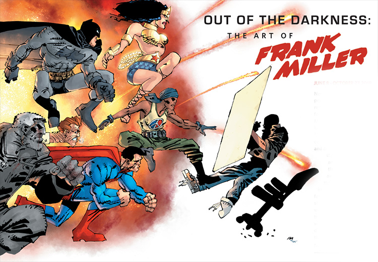 Frank Miller's creations