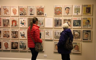 Norman Rockwell Museum Post cover gallery