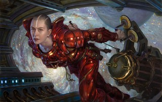 "Donato Giancola, ""The Mechanical,"" 2015"