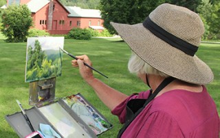 Norman Rockwell Museum To Present Paint Out! In Plein Air Art Event c59967c9adfe