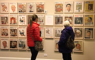 Norman Rockwell Museum - Saturday Evening Post cover gallery.